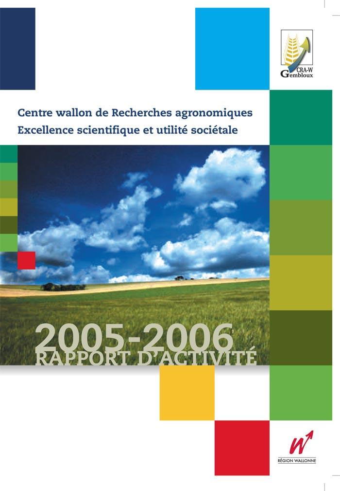 Rapport d'activités 2005-2006