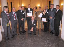 PRIX PHYTOFAR 2005 : l'unité de Génie rural du CRA-W mise à l'honneur