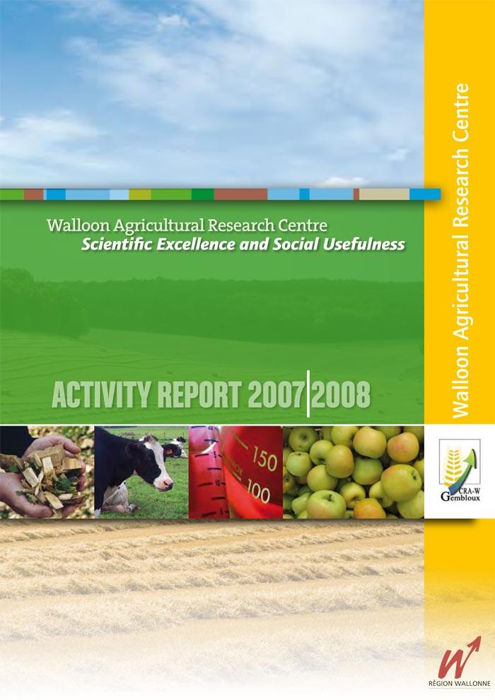 Activity report 2007-2008