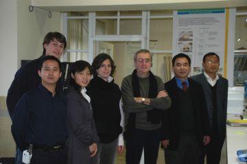 Collaboration entre le CRA-W et l'Académie des Sciences agronomiques du Heilongjiang (Chine)