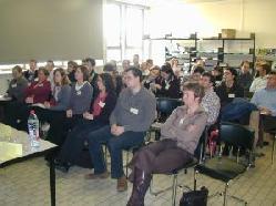 9ème  Symposium de Chimiométrie et 2nd D.L. Massart Award en Chimiométrie