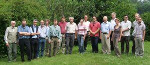 Gestion européenne des collections de ressources génétiques fruitières