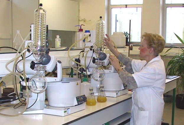 Laboratoires de référence au CRA-W