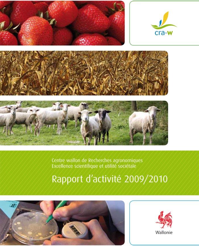 Rapport d'activité 2009-2010
