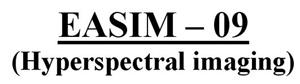 2ème conférence internationale sur l'imagerie proche infra rouge (EASIM)