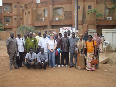 Le CRA-W participe à la mise en place d'un schéma de contrôle et certification de la pomme de terre en Afrique de l'Ouest
