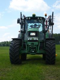 Le GPS s'ouvre au monde agricole !