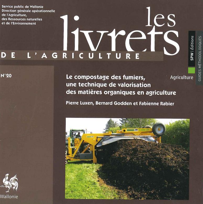 Le compostage des fumiers, une technique de valorisation des matières organiques en agriculture