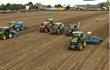 QTeam - Démonstration de pneus agricoles 2012 organisée par Vincent Vandermaes