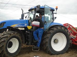 Efficient 20, un réseau d'agriculteurs réduit de 20% sa consommation de carburant