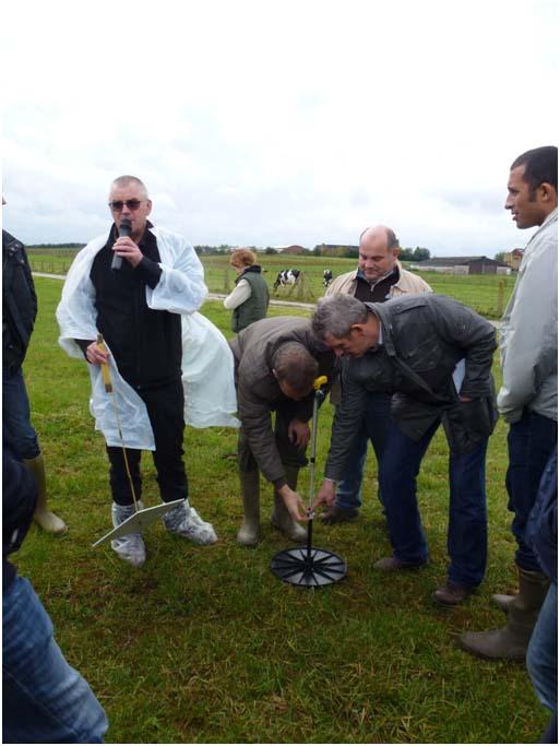 La gestion du pâturage : un enjeu pour la durabilité des exploitations laitières