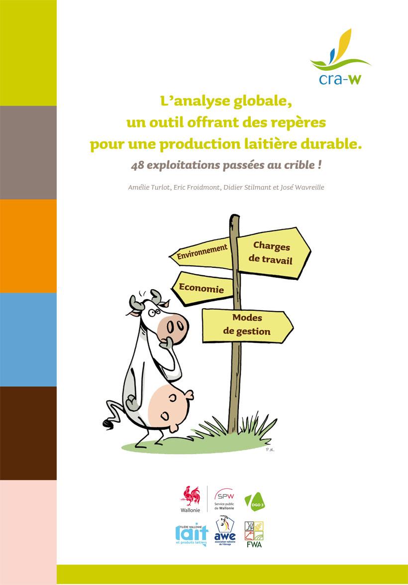 L'analyse globale, un outil offrant des repères pour une production laitière durable
