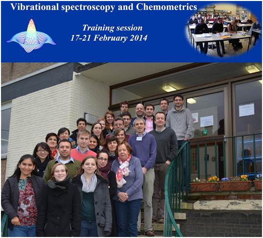 Formation annuelle en spectroscopie vibrationnelle et chimiométrie : un grand succès pour le CRA-W