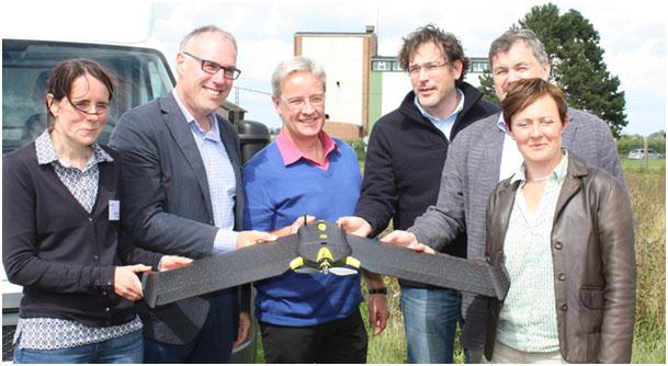 iPot : un outil novateur pour une plus grande production durable de pommes de terre en Belgique