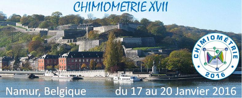 CHIMIOMETRIE XVII