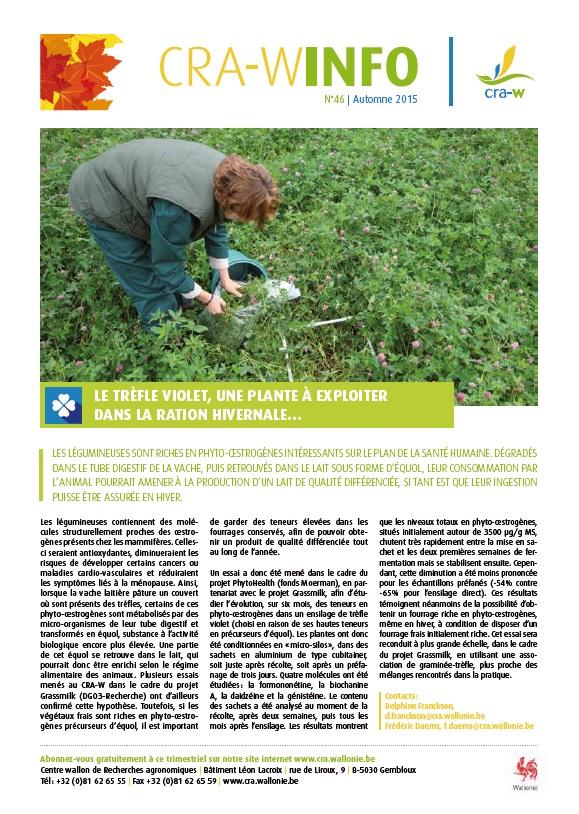 CRAW info n° 46