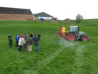 Eau et agriculture : limiter la contamination de l'eau par les produits phytopharmaceutiques
