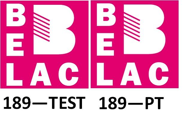 Accréditation des laboratoires : prolongation et extension du certificat BELAC