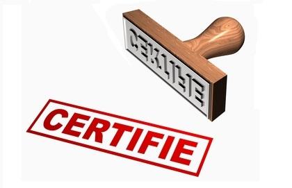 L'U10 renouvelle sa certification BPL pour 3 ans !