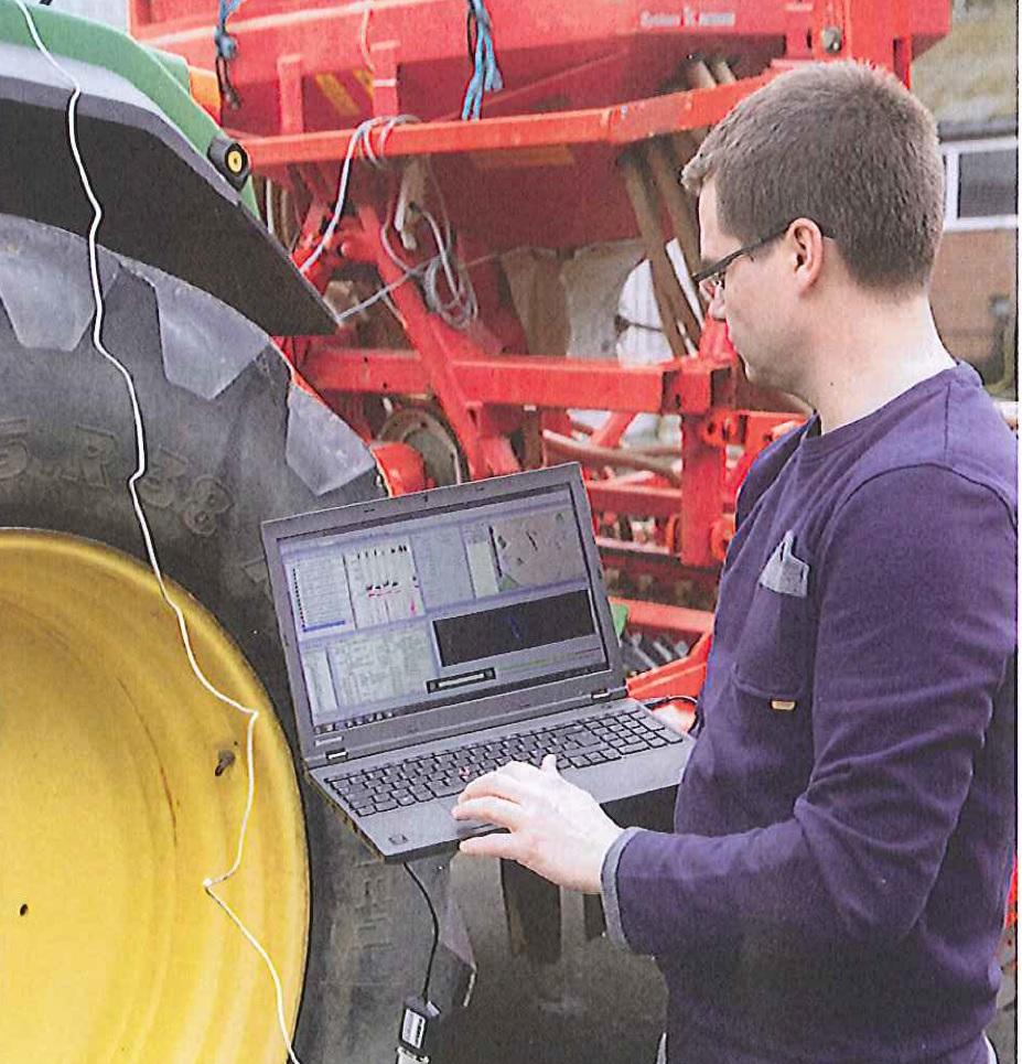 Le CRA-W à la pointe de l'Agriculture de Précision