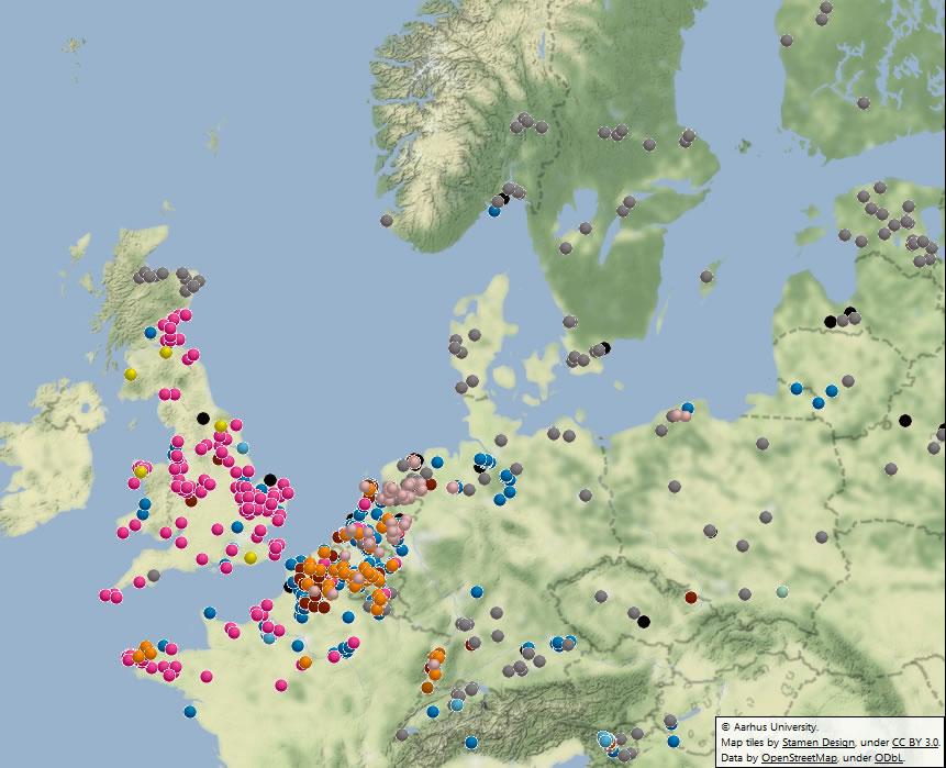 Monitoring des populations de mildiou de la pomme de terre en Europe