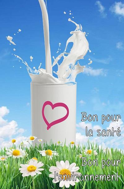 Améliorer la qualité nutritionnelle du lait tout en diminuant son empreinte environnementale