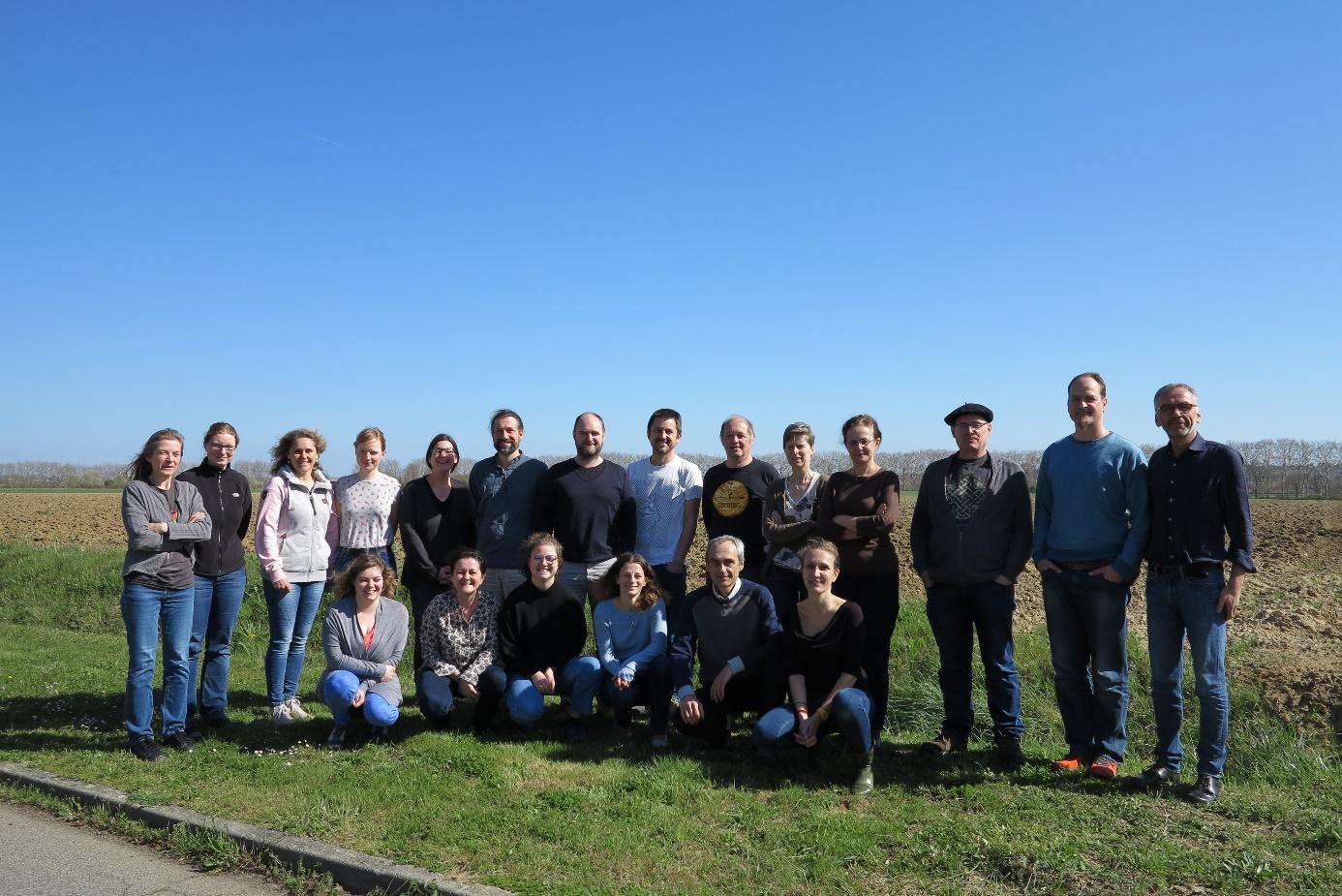 Lancement de MIX-ENABLE, un projet européen sur l'élevage biologique mixte durable