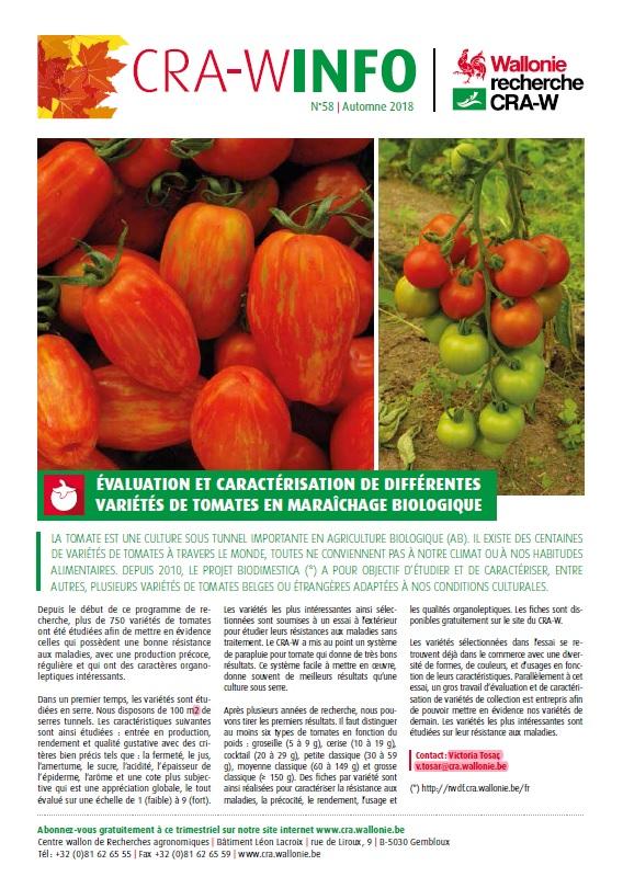 CRA-W info n°58
