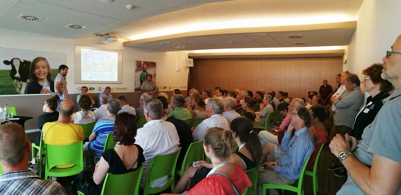 Conférence-débat à la Foire de Libramont 2018 « Agroécologie : menace ou opportunité pour l'agriculture biologique ? »