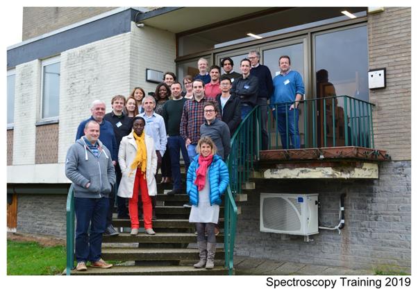 12ème formation annuelle en spectroscopie vibrationelle et en chimiométrie organisée par le CRA-W: un succès une fois de plus!