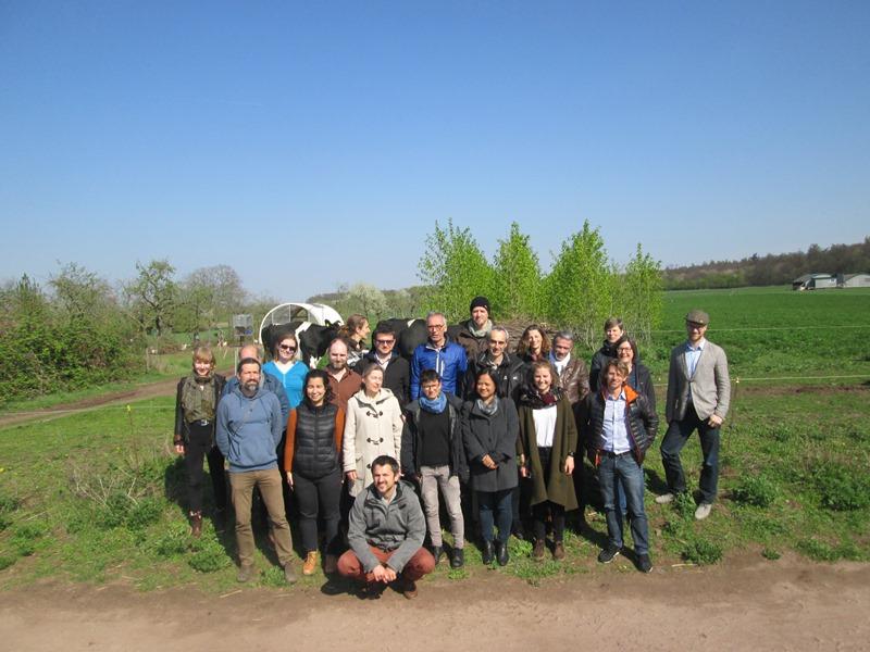 MIX-ENABLE : stratégies pour un élevage biologique mixte durable et robuste