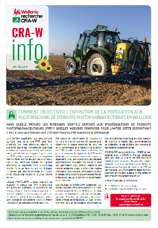 CRA-W info n°61
