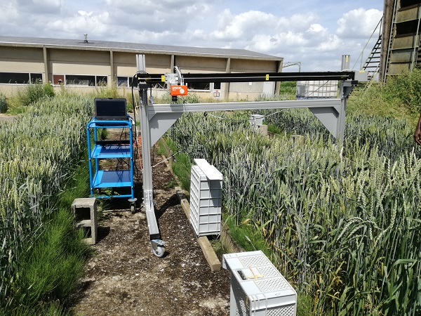 Phenotyping tools for breeders and farmers