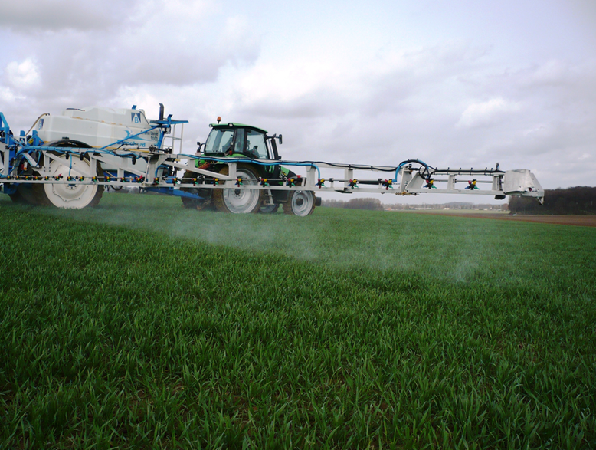 Comment objectiver l'exposition de la population aux pulvérisations de produits phytopharmaceutiques en Wallonie
