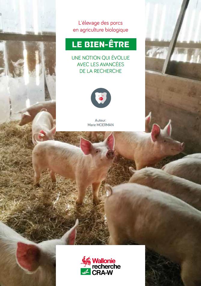 L'élevage des porcs en agriculture biologique - LE BIEN-ÊTRE