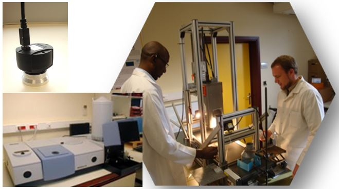 Training on vibrational spectroscopy and chemometrics