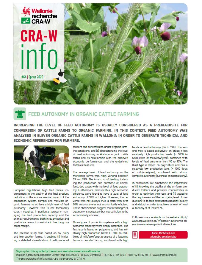 CRA-W info n°64