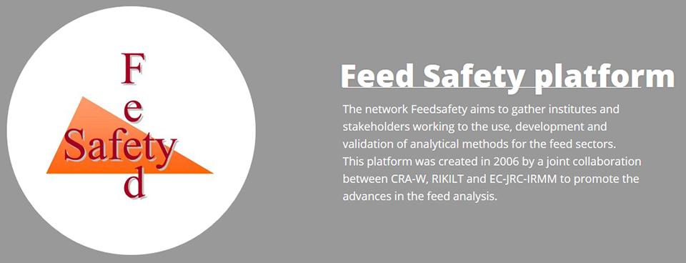 Une plateforme au service de la recherche dans le domaine de la qualité et de l'authentification des aliments à destination animale